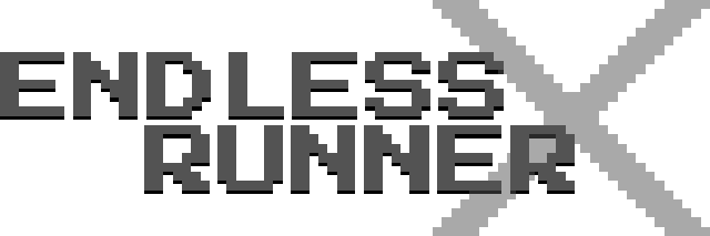 Endless Runner X Logo